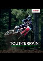 Journaux et magazines Honda France : Honda Motocross