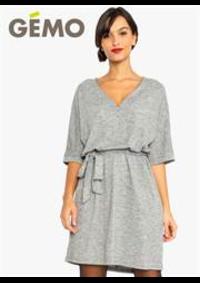 Prospectus Gemo GENNEVILLIERS : Vêtements Femme