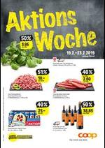 Prospectus  : Supermarkt-Angebote in der Verkaufsregion Bern-Wallis