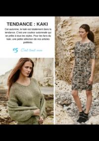 Catalogues et collections e5 JEMEPPE-SUR-SAMBRE : Kaki tendance