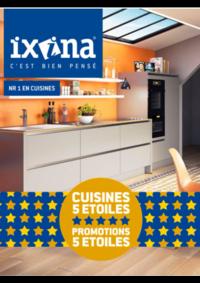 Prospectus Ixina HUY : Ixina Promoties