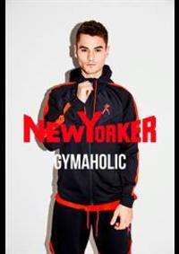 Prospectus NewYorker Bern : Gymaholic