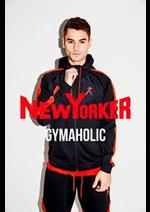 Prospectus NewYorker : Gymaholic
