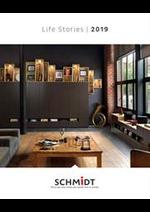 Prospectus Cuisines Schmidt : Catalogue SCHMIDT Rangement 2019