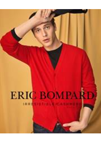 Prospectus Eric Bompard NEUILLY SUR SEINE : Tendances Homme
