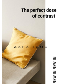 Prospectus ZARA HOME BRUXELLES : Zara home New in