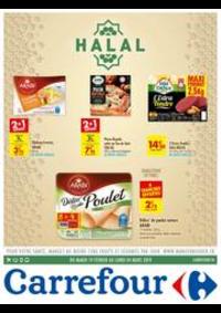 Prospectus Carrefour SAINT DENIS : halal