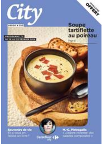 Prospectus Carrefour city BOURGES : City Hebdo S07