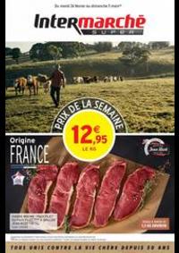 Prospectus Intermarché Super St Doulchard : PRIX DE LA SEMAINE