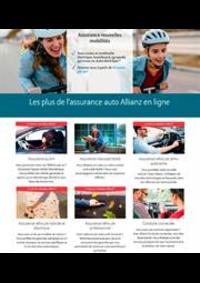 Prospectus Agence Allianz ROUEN : Offres Allianz