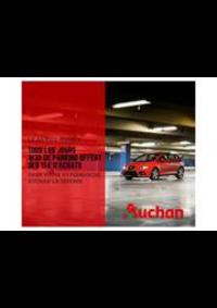 Prospectus Auchan PUTEAUX : 1h30 de parking gratuit