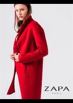 Prospectus Zapa : Nouvelle Collection
