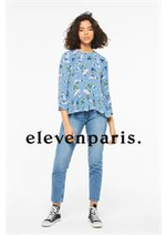 Prospectus ElevenParis : Nouvelle Collection / Femme