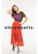 Prospectus ElevenParis : Collection T-Shirts / Femme