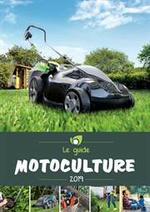 Promos et remises  : Le Guide Motoculture 2019