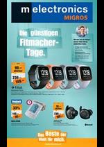 Prospectus  : Die günstigen Fitmacher-Tage.