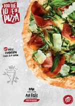 Prospectus Pizza hut : For the love of Pizza