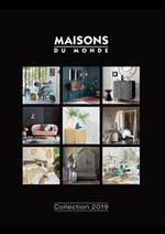 Prospectus  : Maisons Collection 2019