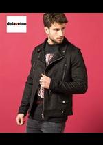 Prospectus delaveine : Mode Homme