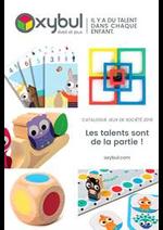 Prospectus  : Jeux de société 2019