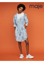 Prospectus Maje : Collection Robe