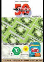Prospectus Intermarché Super : VOTRE FIDÉLITÉ RÉCOMPENSÉE
