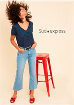Prospectus Sud express : Collection T-Shirts
