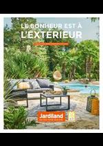 Prospectus Jardiland : Printemps été 2019