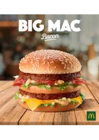 Prospectus McDonald's - DAMMARIE LES LYS : Nos Menus McDonald's