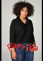 Prospectus Paprika : Parika Pulls Femme
