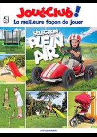 Prospectus JouéClub L'AIGLE : Sélection Plein Air