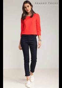 Prospectus Armand Thiery EPINAL : Pantalons Femme
