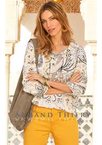 Prospectus Armand Thiery MULHOUSE : Collection City Chic