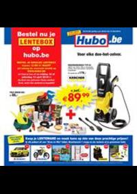 Prospectus Hubo Grimbergen : Hubo Folder