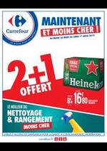 Prospectus Carrefour : Maintenant et moins cher 3