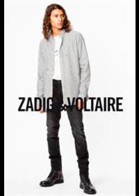 Prospectus Zadig et Voltaire PARIS : Nouveautés Homme