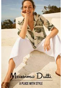 Prospectus Massimo Dutti Women Men Oostende : A Place with Style