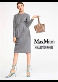 Prospectus Max Mara Paris 16 : Collection Robes