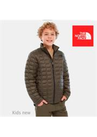 Prospectus The North Face PARIS : The north face Kids