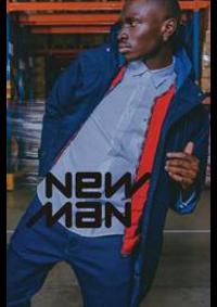 Prospectus New Man PARIS 96 RUE SAINT CHARLES : Nouveautés