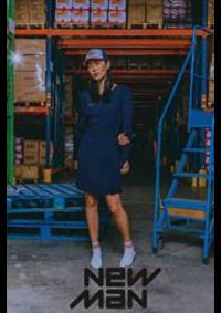 Prospectus New Man PARIS 24 BOULEVARD BARBES : Mode Femme