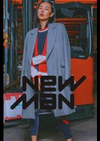 Prospectus New Man PARIS 12 RUE DE L'ANCIENNE COMEDIE : Blouson & Veste