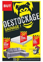 Promos et remises  : Destockage Sauvage!