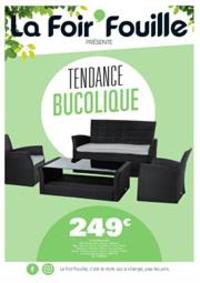 Prospectus La Foir'Fouille : Tendance Bucolique