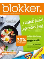 Prospectus BLOKKER : Blokker depliant