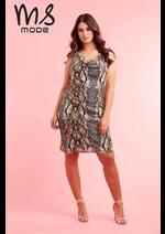 Prospectus MS mode : Dresses Femme