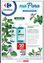 Prospectus Carrefour : Parapharmacie Avril