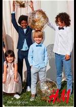 Promos et remises  : H&M Kids Celebration