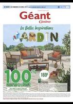 Promos et remises  : Les belles inspirations Jardin