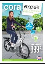 Prospectus Cora : les vélos à assistance électrique